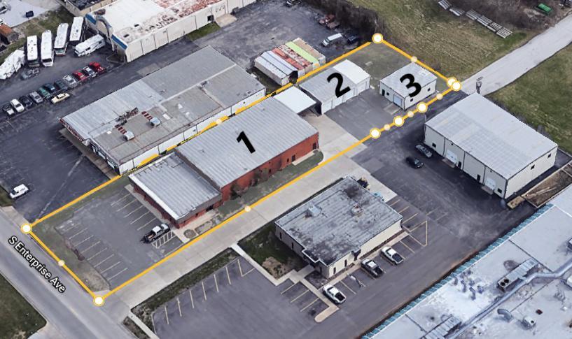 1526 South Enterprise Avenue Springfield, MO 65804
