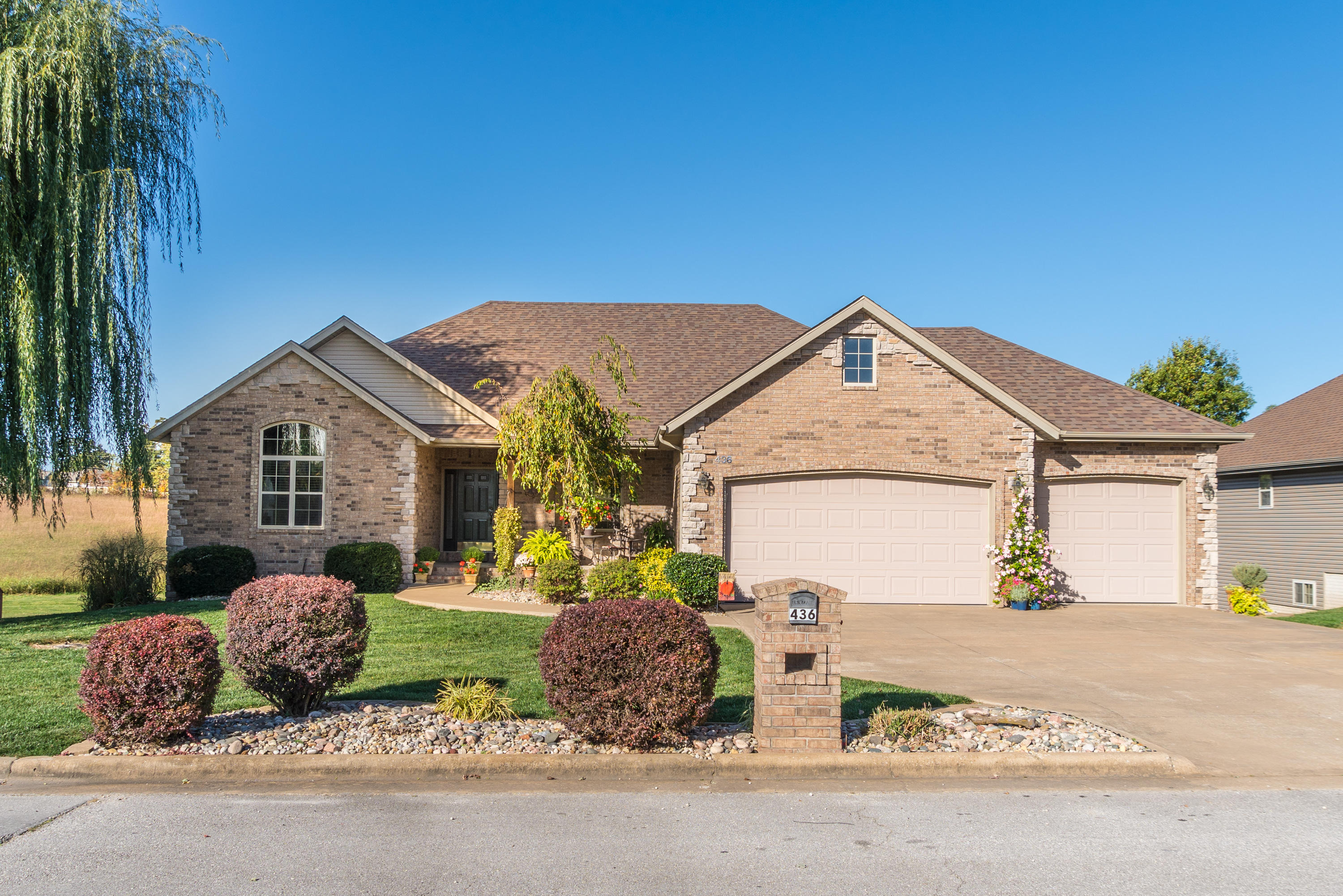 436 Spring Meadow Drive Rogersville, MO 65742