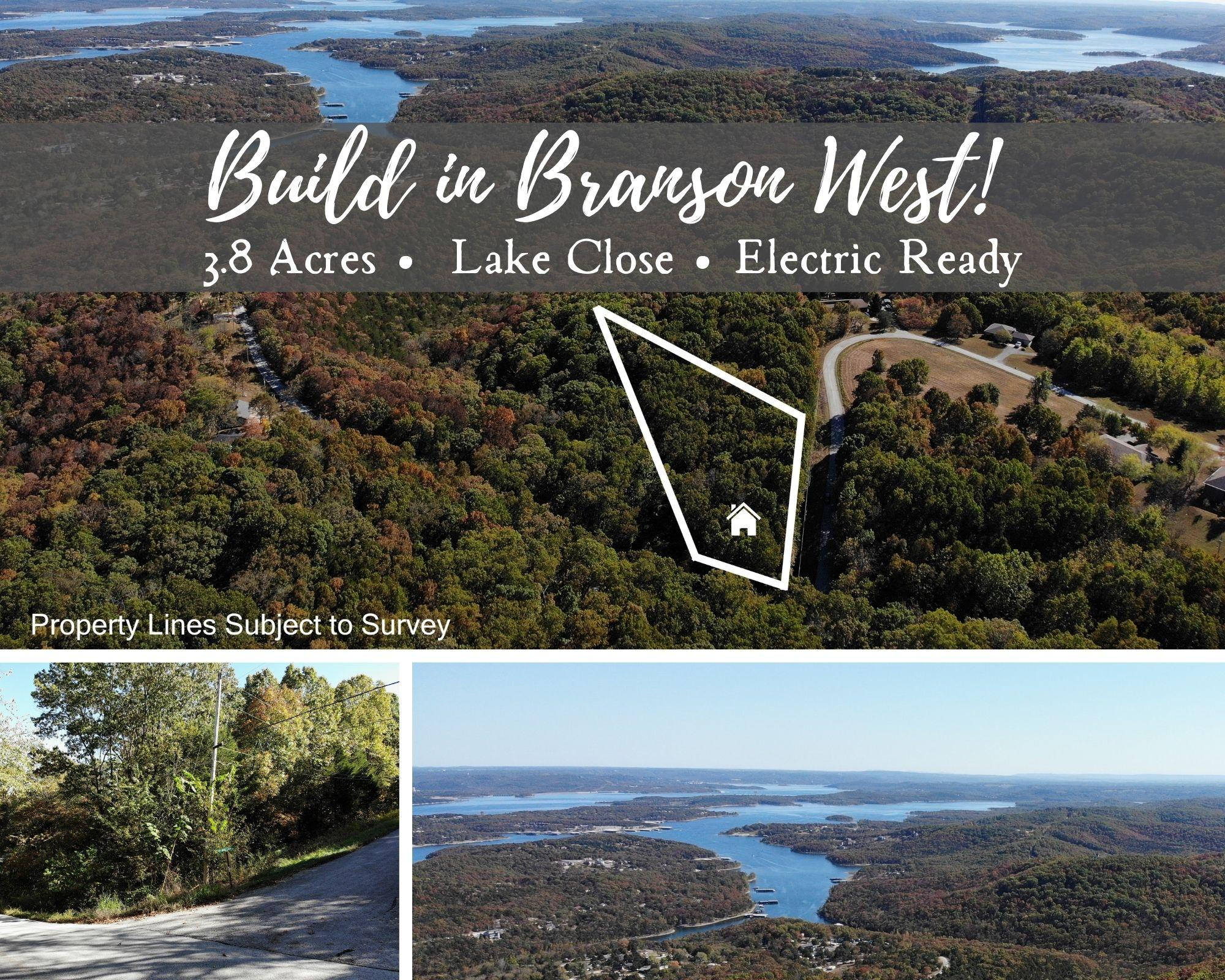 Lot 11 Bypass Loop Branson West, MO 65737