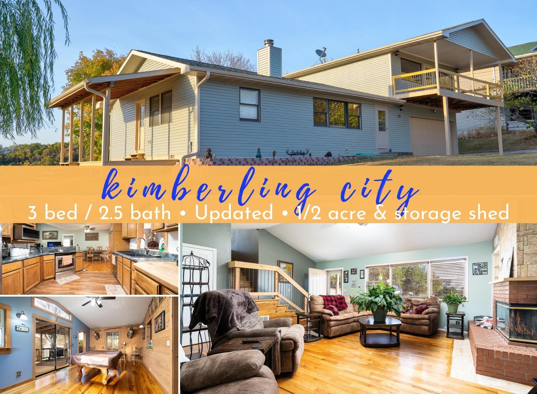 15 Ridgetop Drive Kimberling City, MO 65686