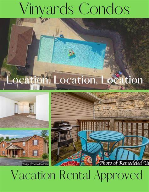 2907 Vineyards Parkway UNIT 6 Branson, MO 65616