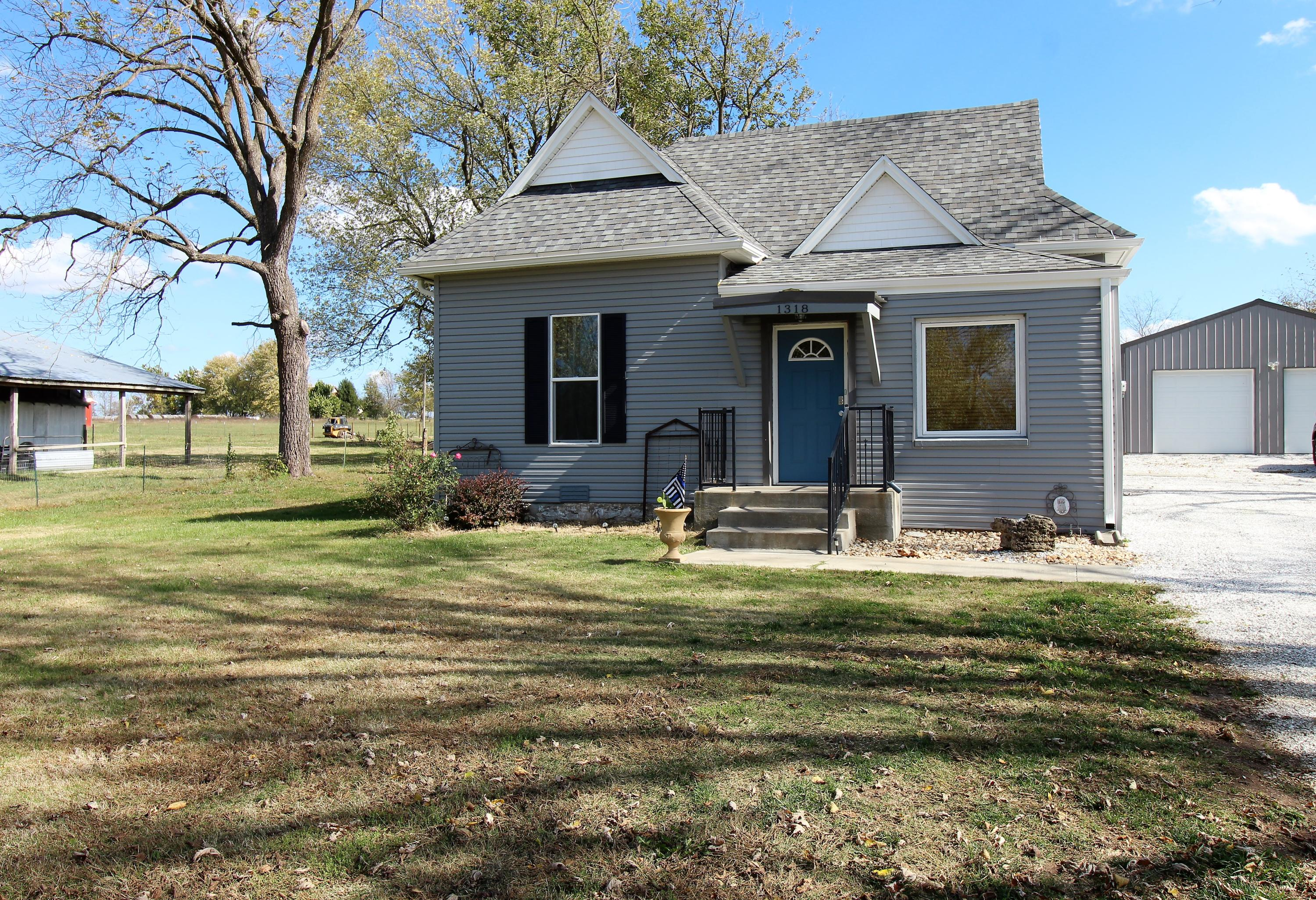 1318 State Highway Sparta, MO 65753