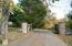 Private gated drive