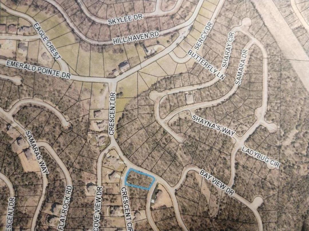 000 Crescent Circle-Emerald Point UNIT (Lot 220) Hollister, MO 65672