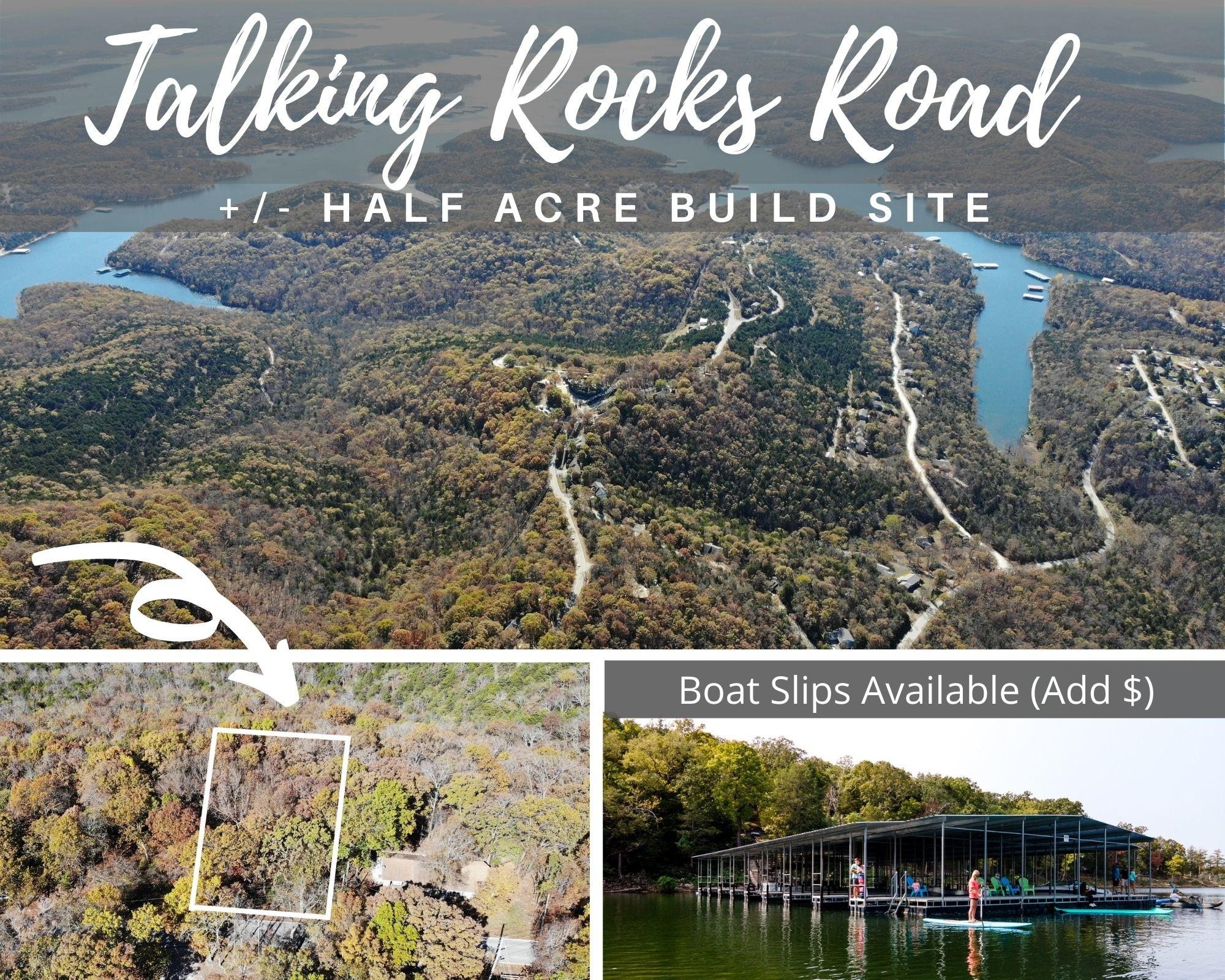 Lot 29 Talking Rocks Road Reeds Spring, MO 65737