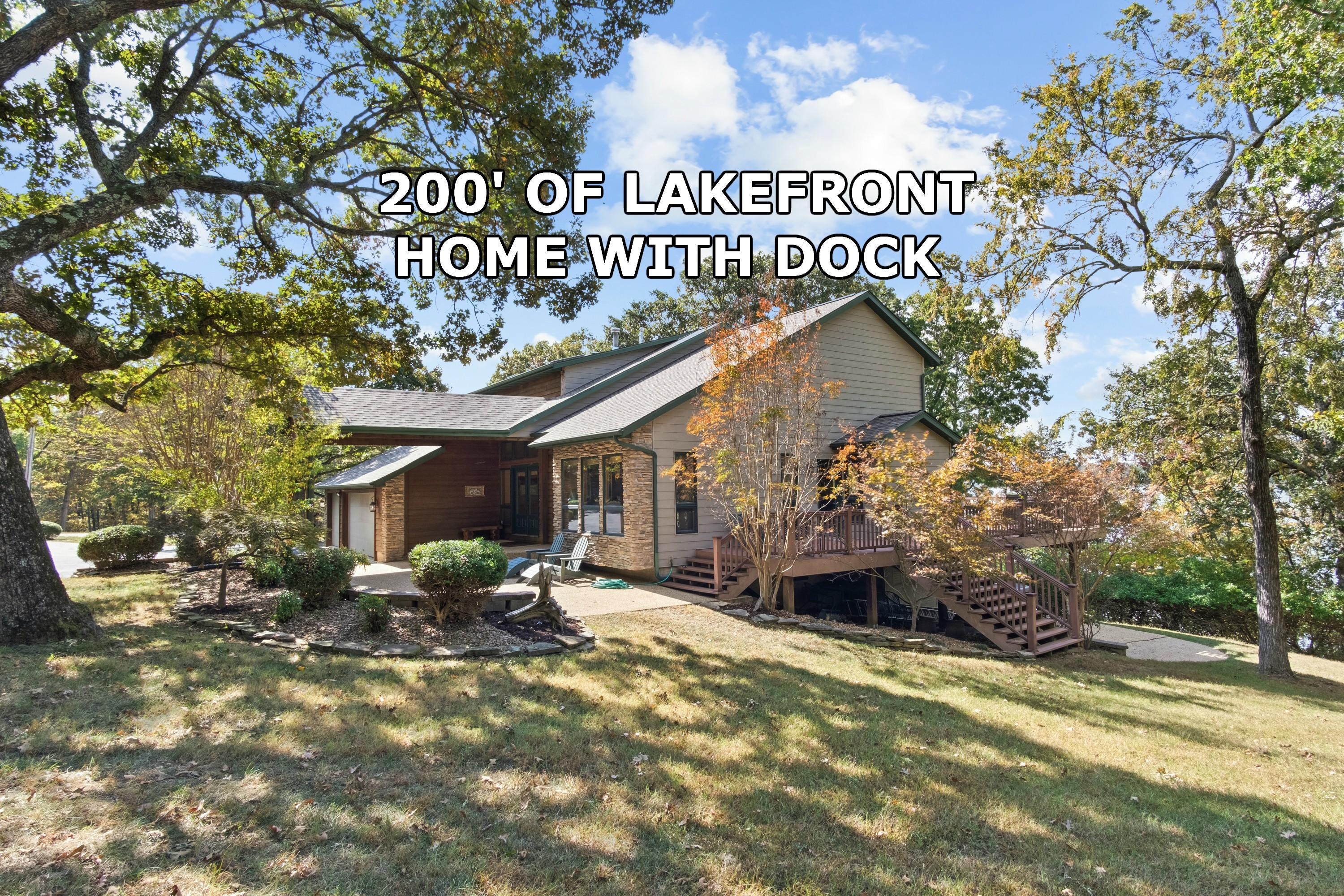625 Peninsula Estates Lane Kimberling City, MO 65686