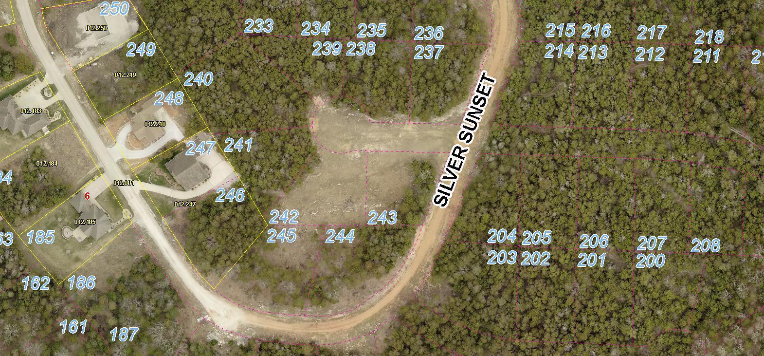 000 Silver Sunset Lane Lot Kimberling City, MO 65686