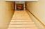 Stairs to loft storage above addition