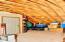 Loft storage area
