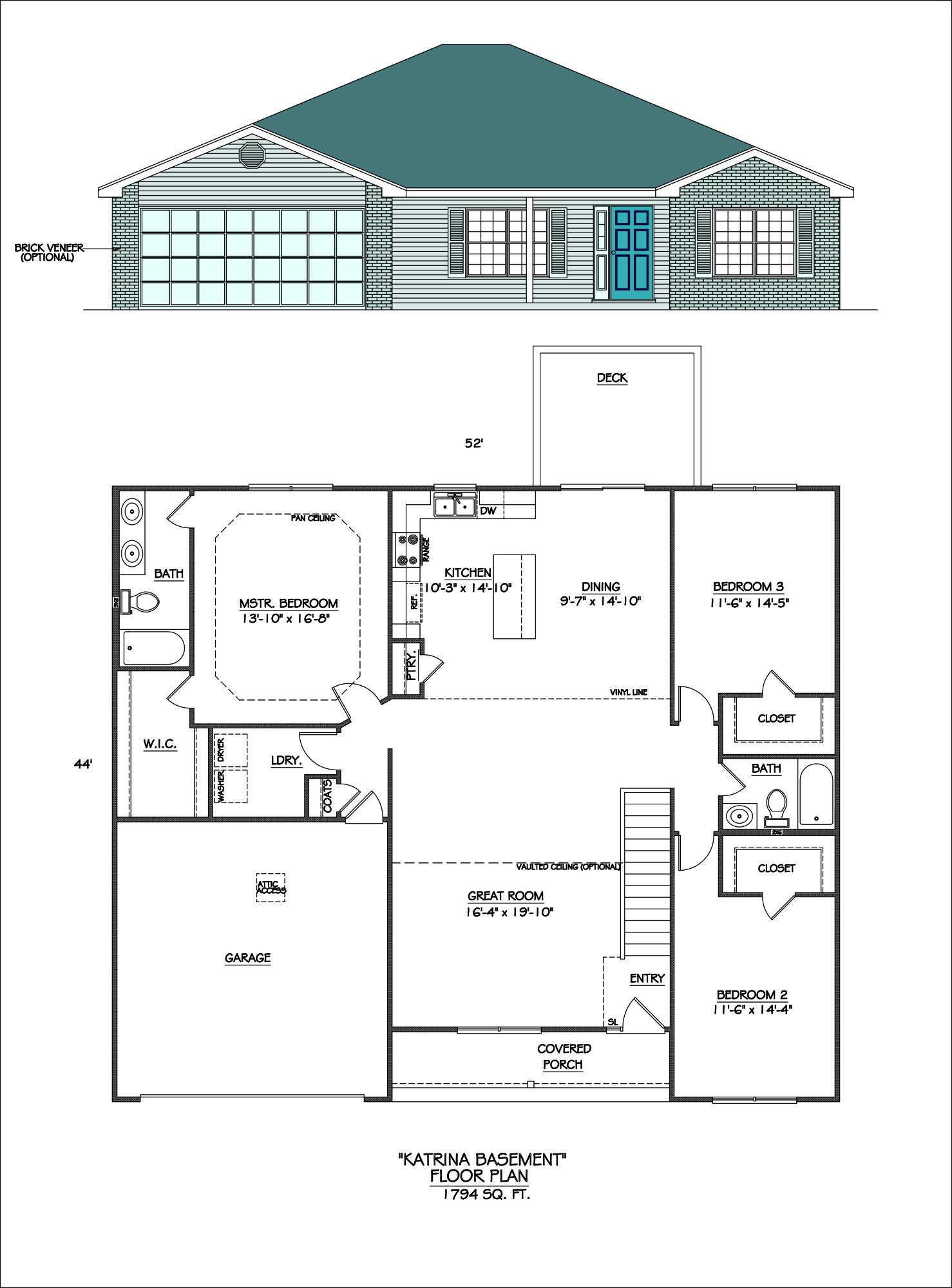 195 Bald Cypress Court Hollister, MO 65672