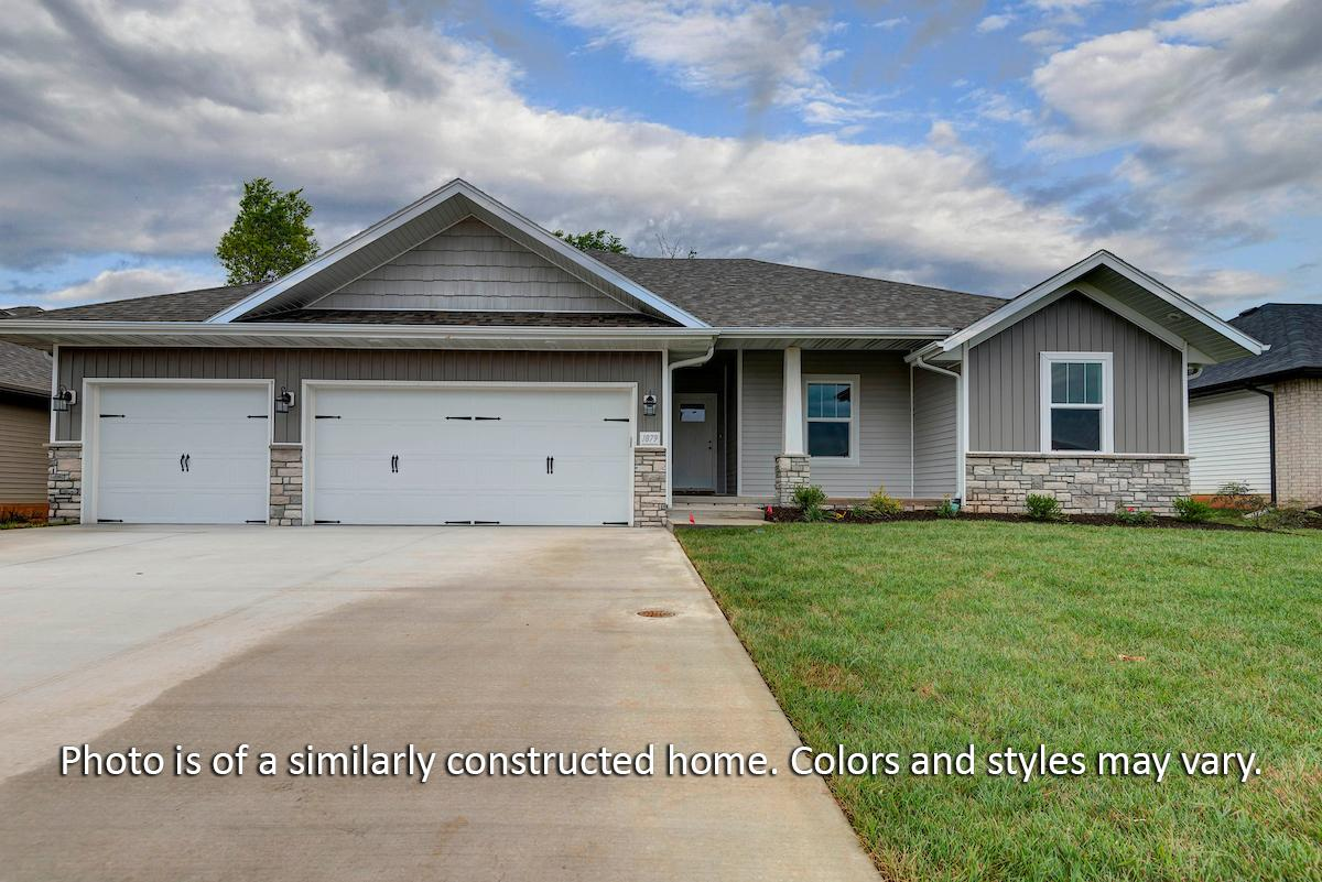 6060 South Brookside Lane UNIT Lot 25 Battlefield, MO 65619