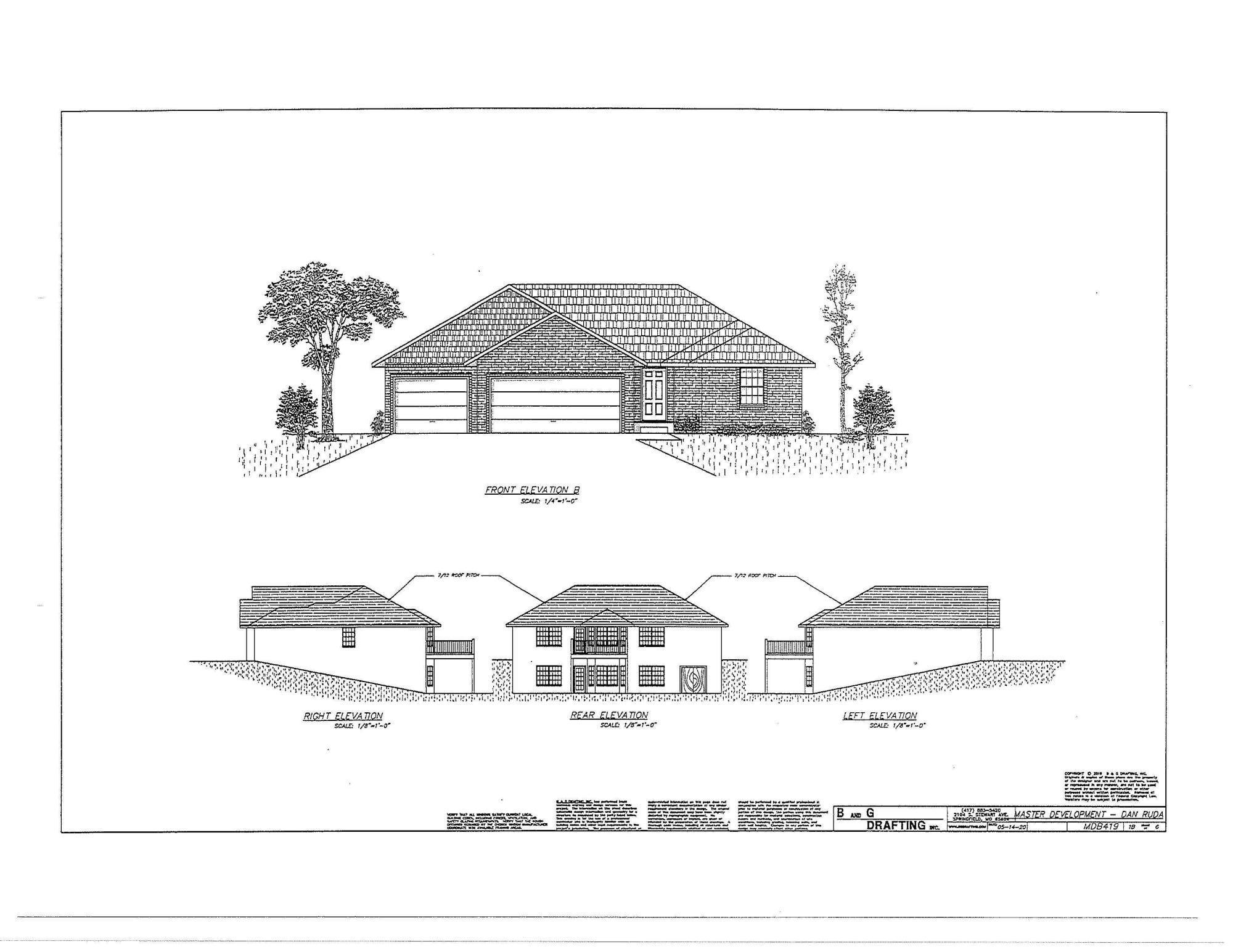 340 Three Pines Circle UNIT Lot 40a Reeds Spring, MO 65737