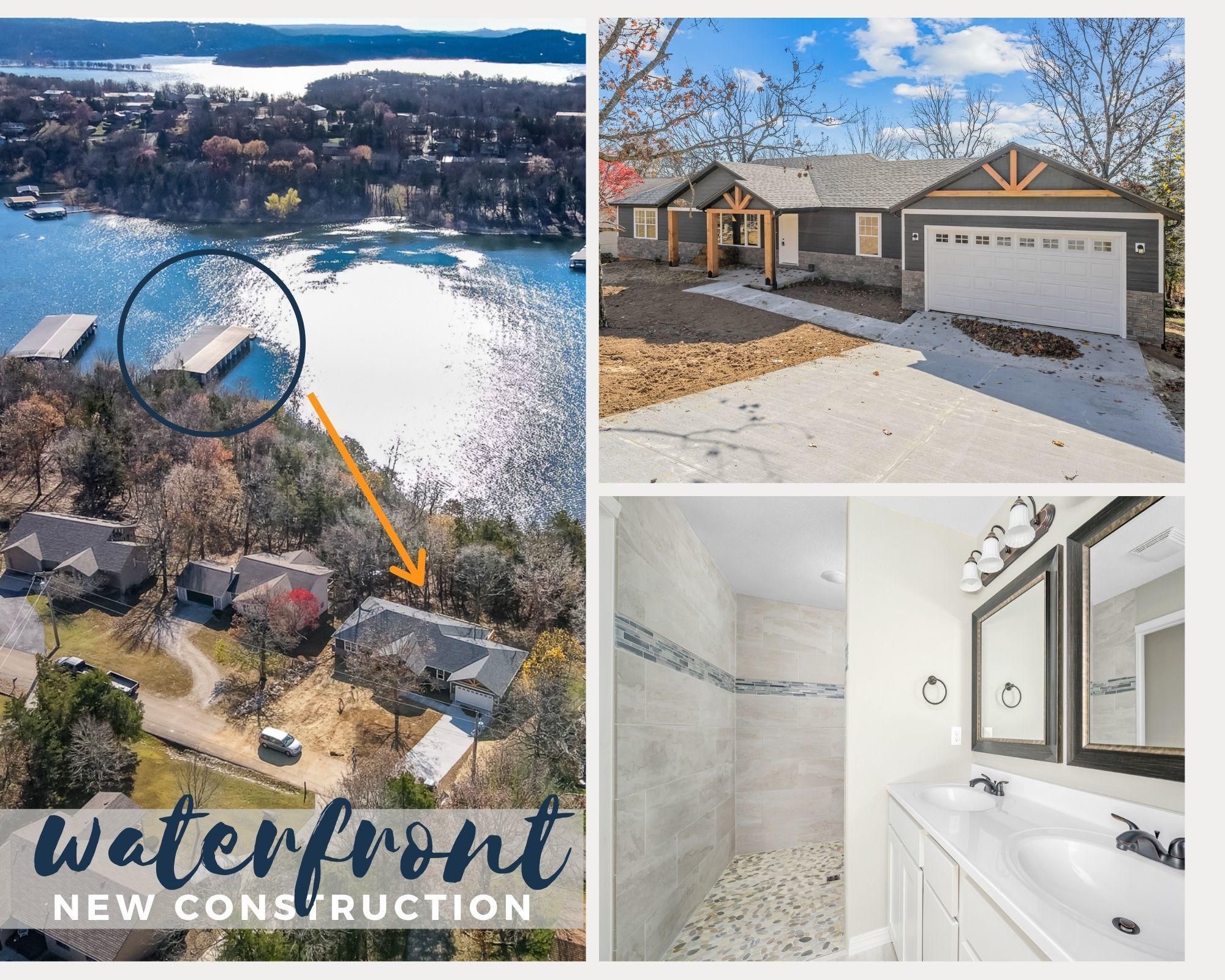 316 Lakefront Circle Kimberling City, MO 65686