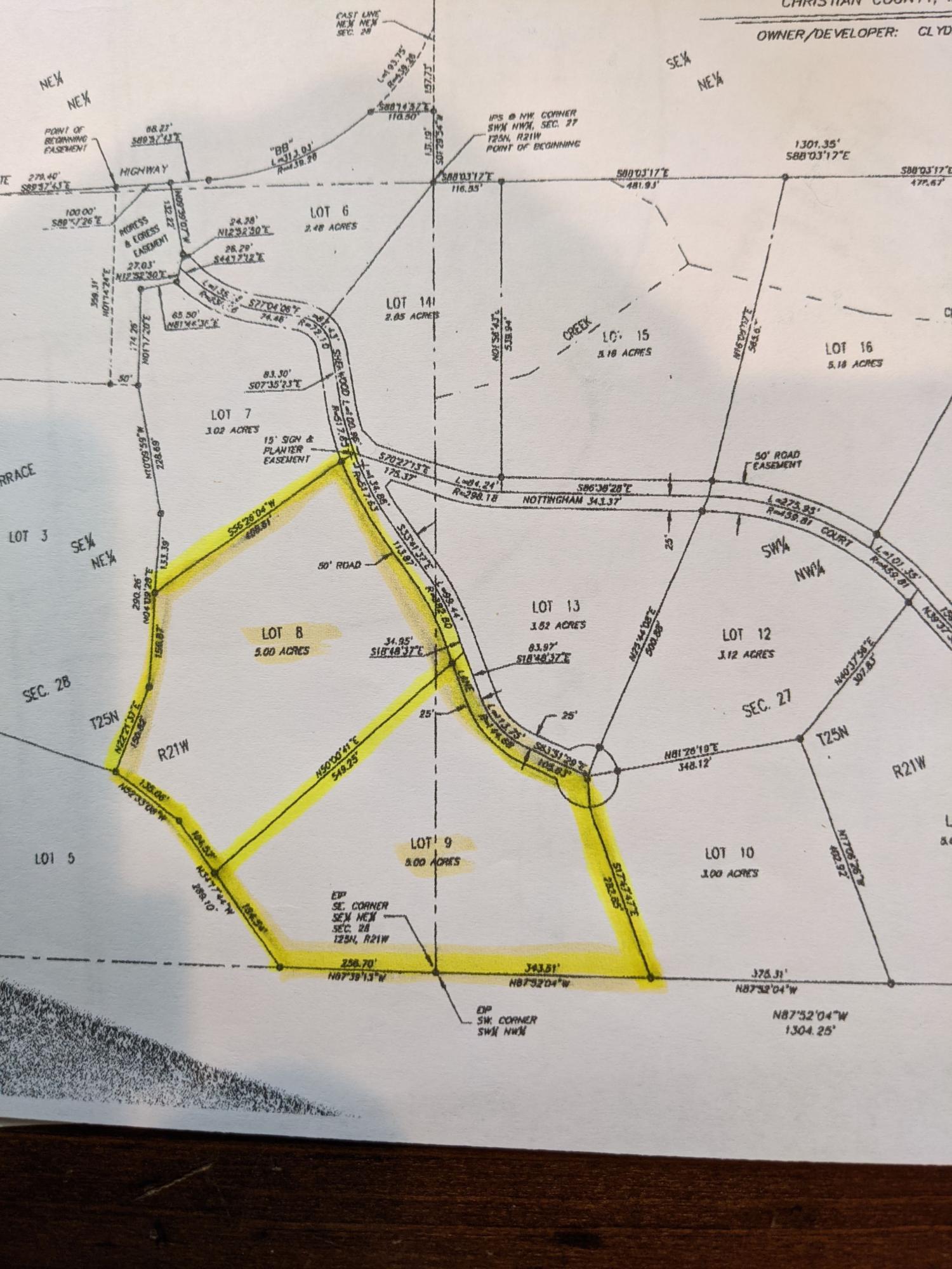 Lot 8 Sherwood Lane Saddlebrooke, MO 65630