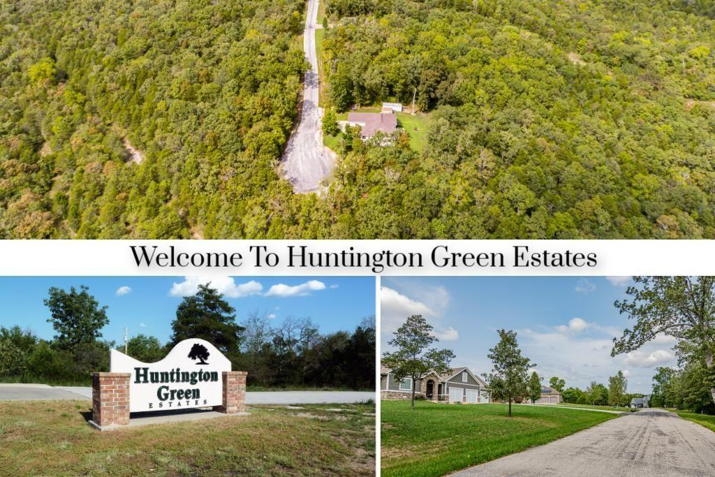 Lots 8 & 9 Huntington Drive Branson, MO 65616