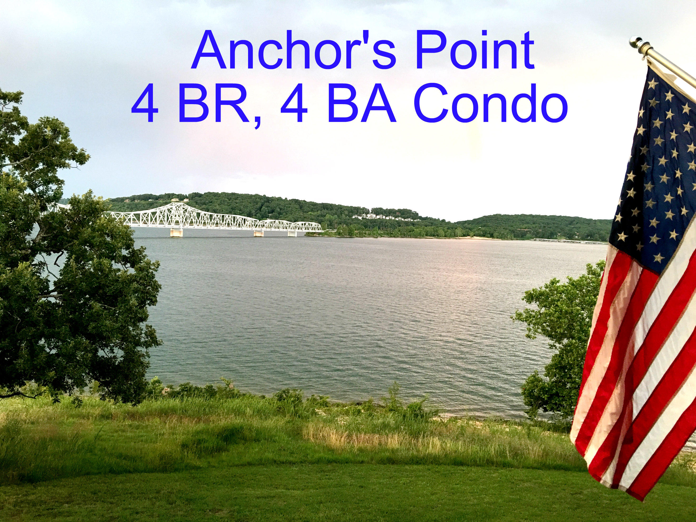 407 Anchor's Point Lane UNIT 504-498 Kimberling City, MO 65686