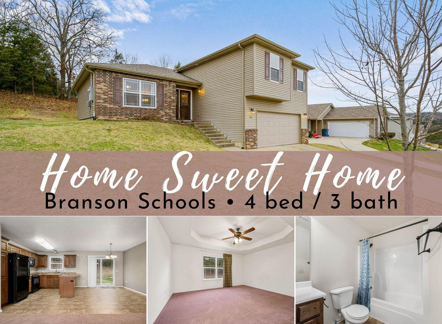 221 Windridge Road Branson, MO 65616