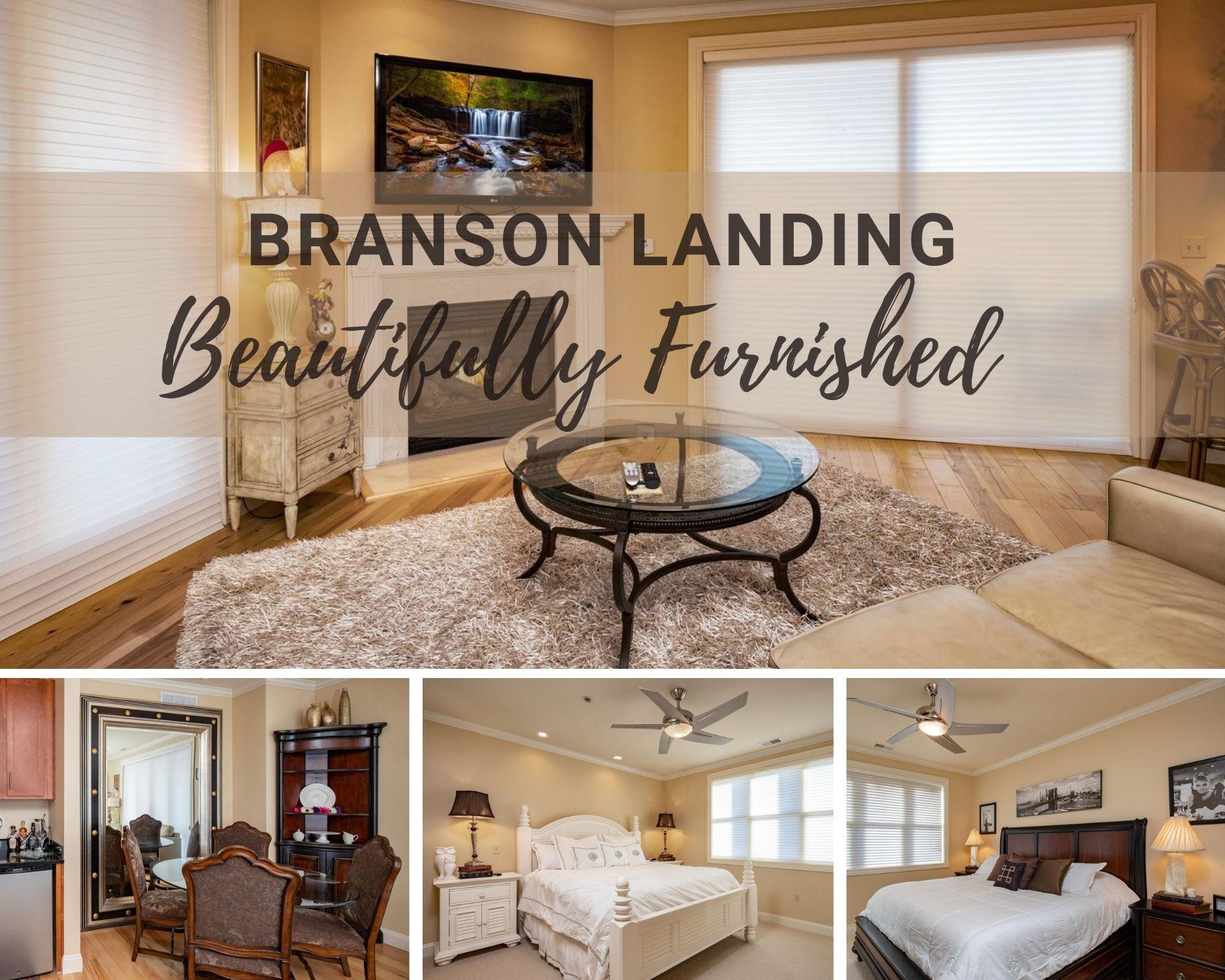10302 Branson Landing Boulevard UNIT #302 Branson, MO 65616