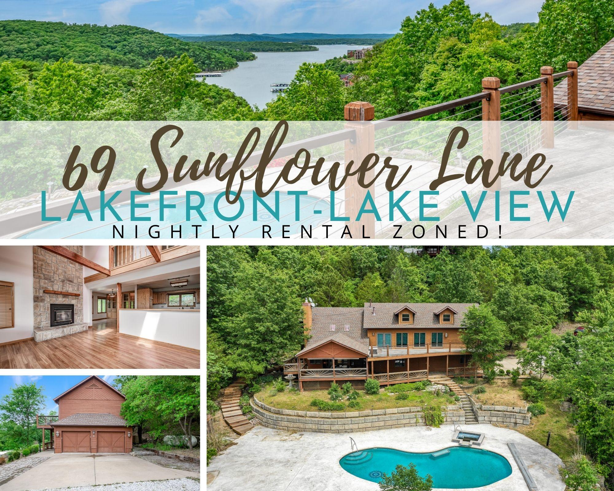 69 Sunflower Lane Lampe, MO 65681