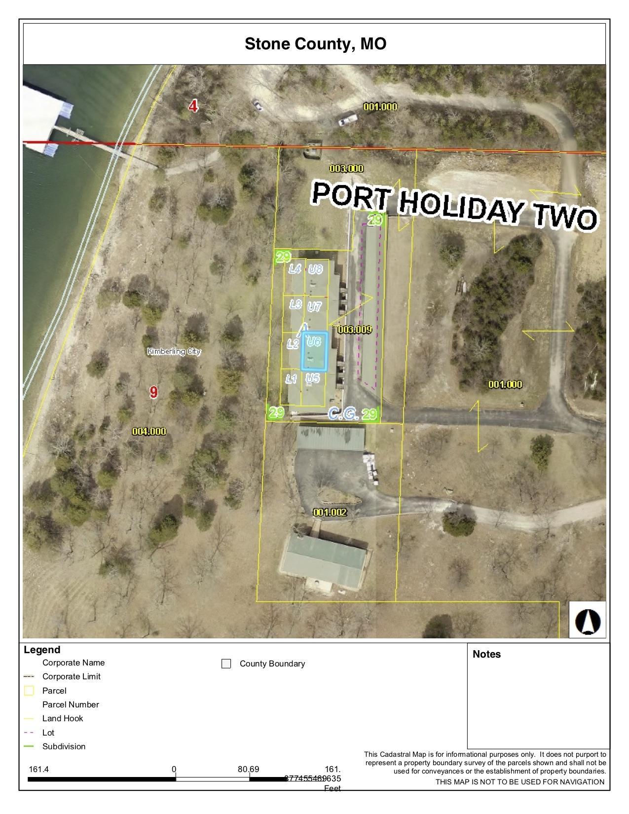 312 Port Holiday Two Lane Kimberling City, MO 65686
