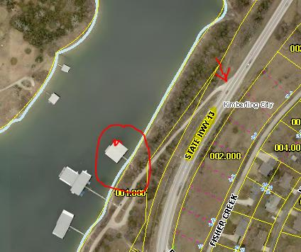 35 Catamaran Drive Kimberling City, MO 65686