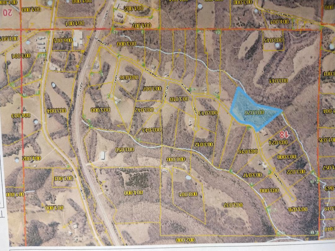 000 Hidden Springs Lane-7.73 Acres UNIT (Lots 26 & 27) Reeds Spring, MO 65737