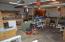 Garage, currently used as workshop
