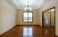 Recessed Ceiling, Beautiful Harwood Floors