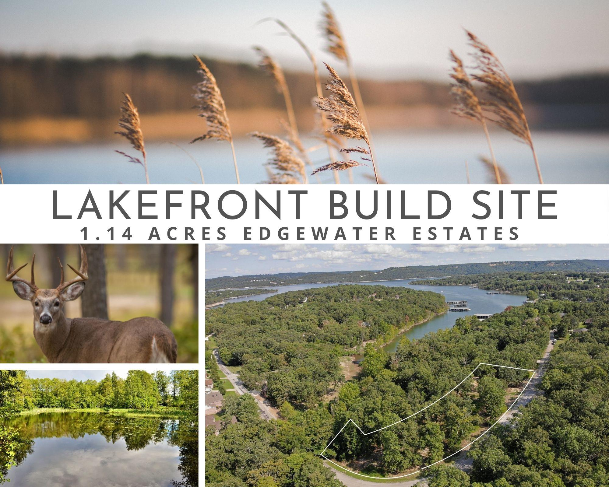 537 Edgewater Estates Kimberling City, MO 65686
