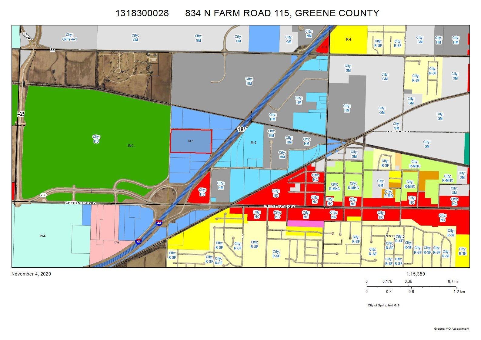 834 North Farm Rd Springfield, MO 65802