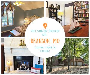 281 Sunny Brook Drive, Branson, MO 65616