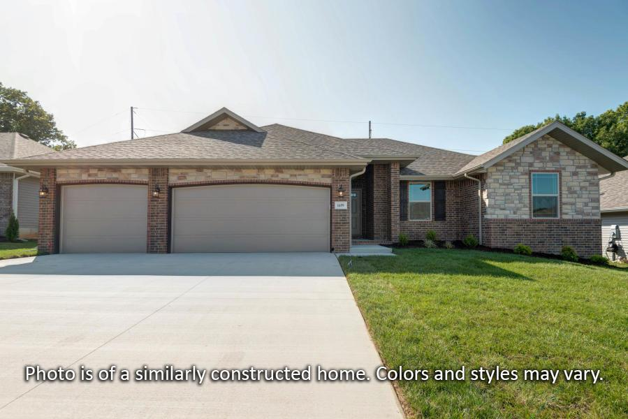 2824 East Auburn Hills Street UNIT Lot 1 Republic, MO 65738