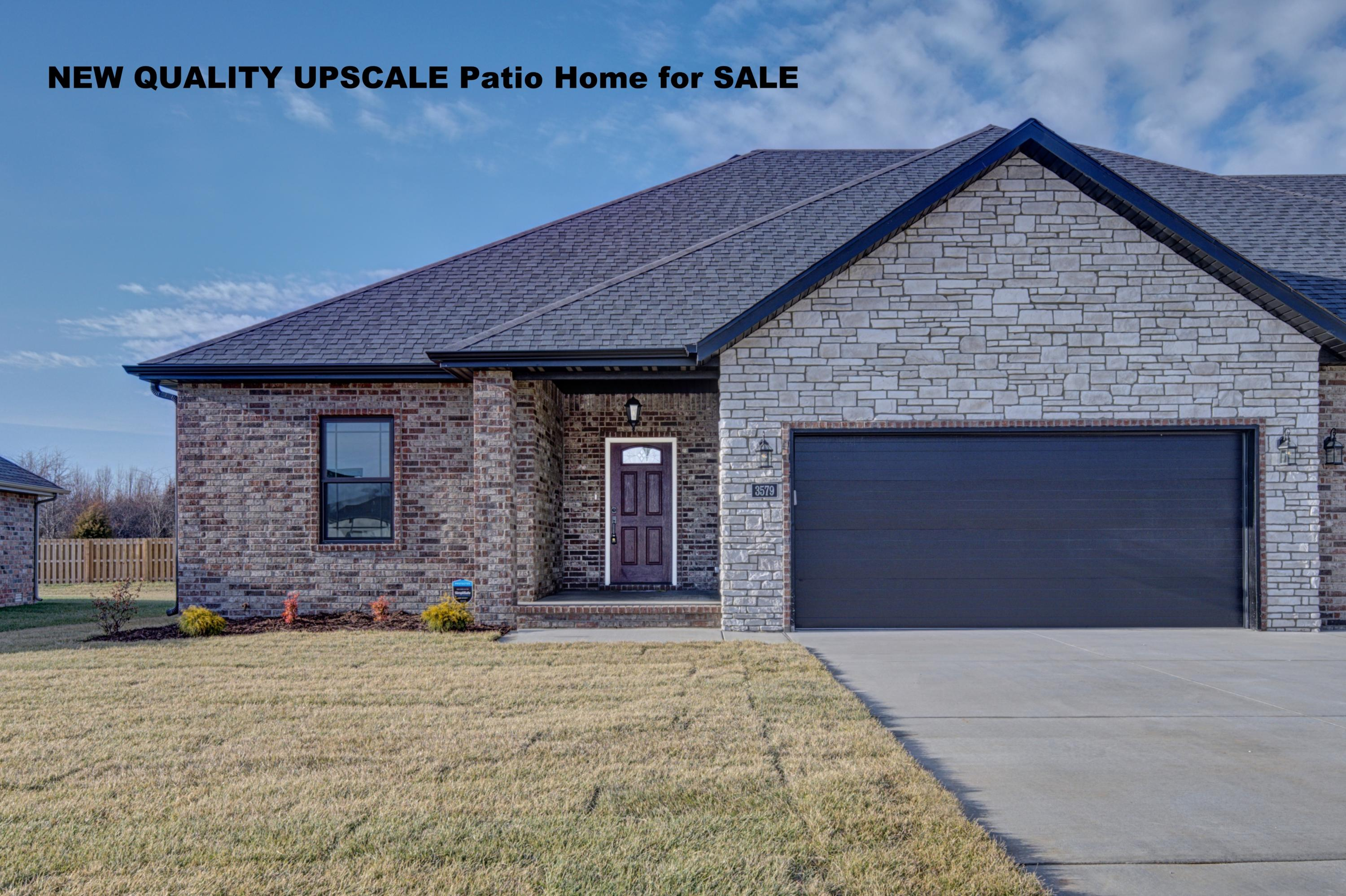 3579 West Camelot Street Springfield, MO 65807