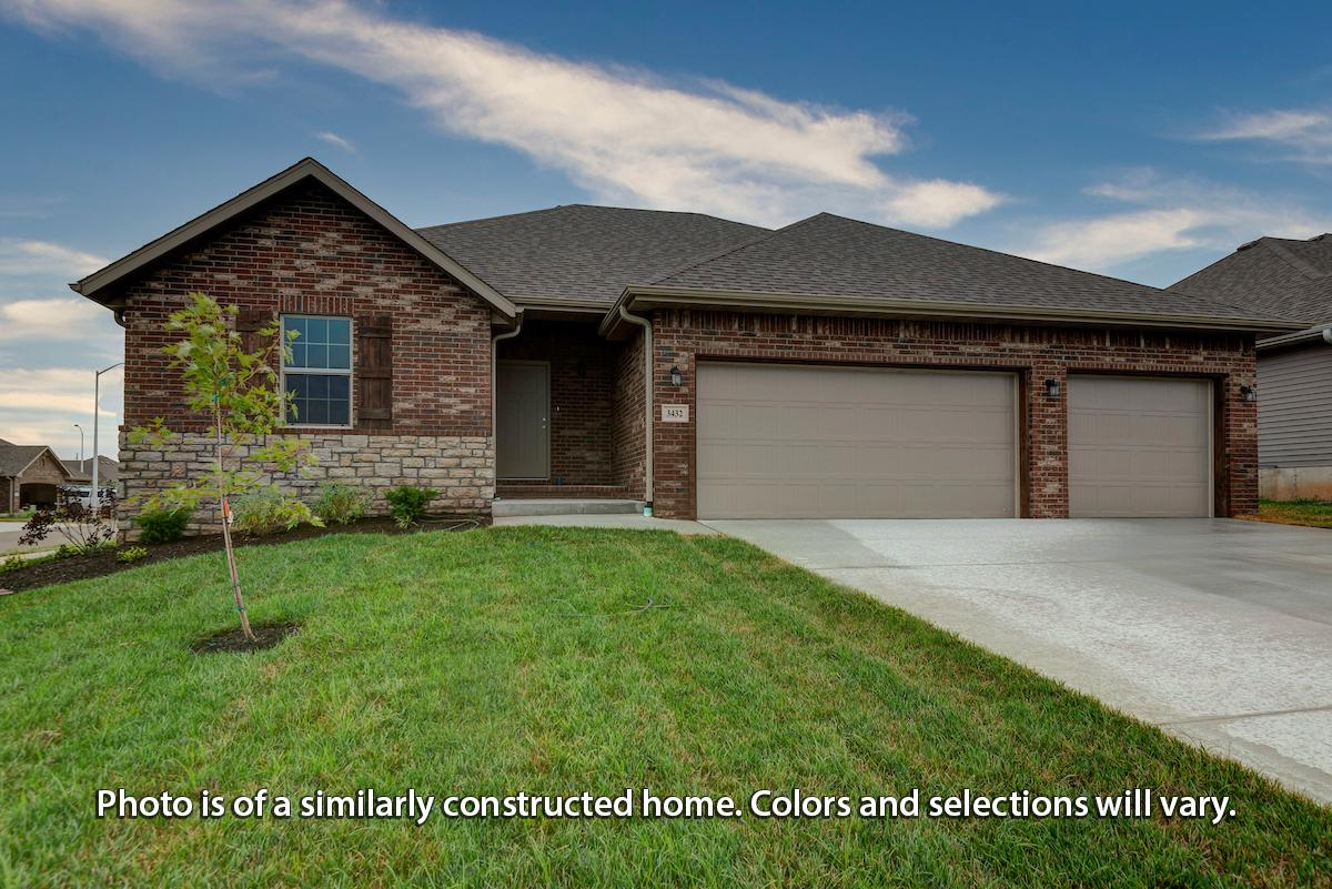 6095 South Willow Street UNIT Lot 56 Battlefield, MO 65619