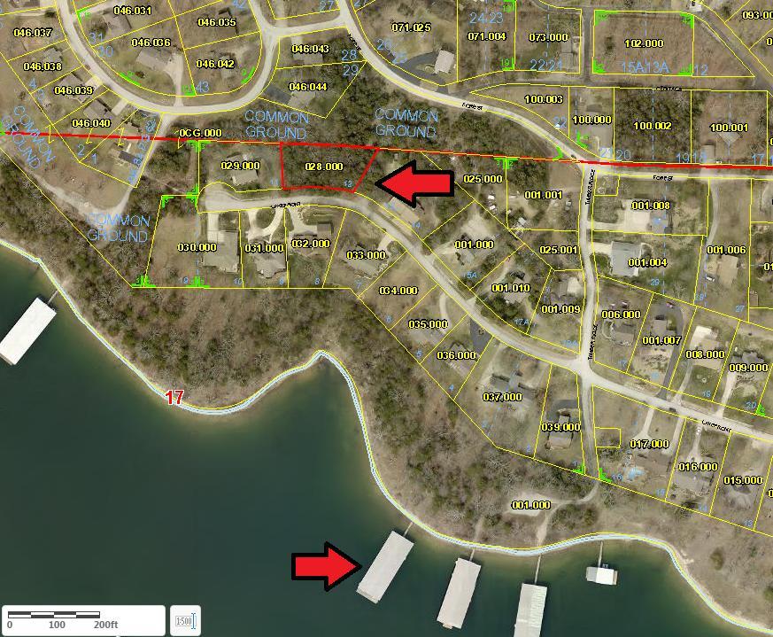 375 Lakefront Circle Kimberling City, MO 65686