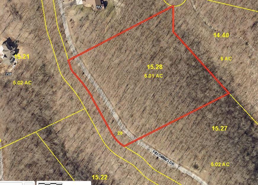 Tbd Lot28 Palomino Drive Highlandville, MO 65669
