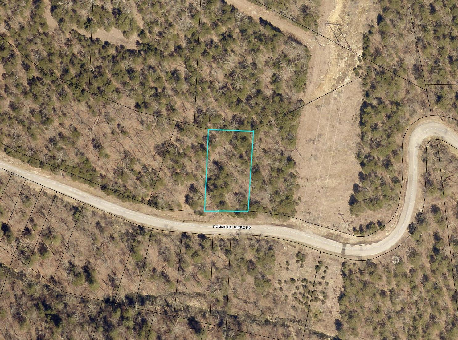 Lot 70 Pomme de Terrace Road Branson, MO 65616
