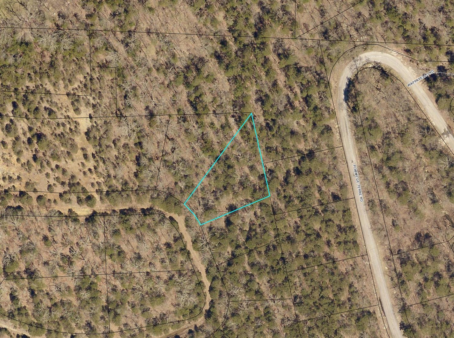Lot 283 Greers Ferry Road Branson, MO 65616
