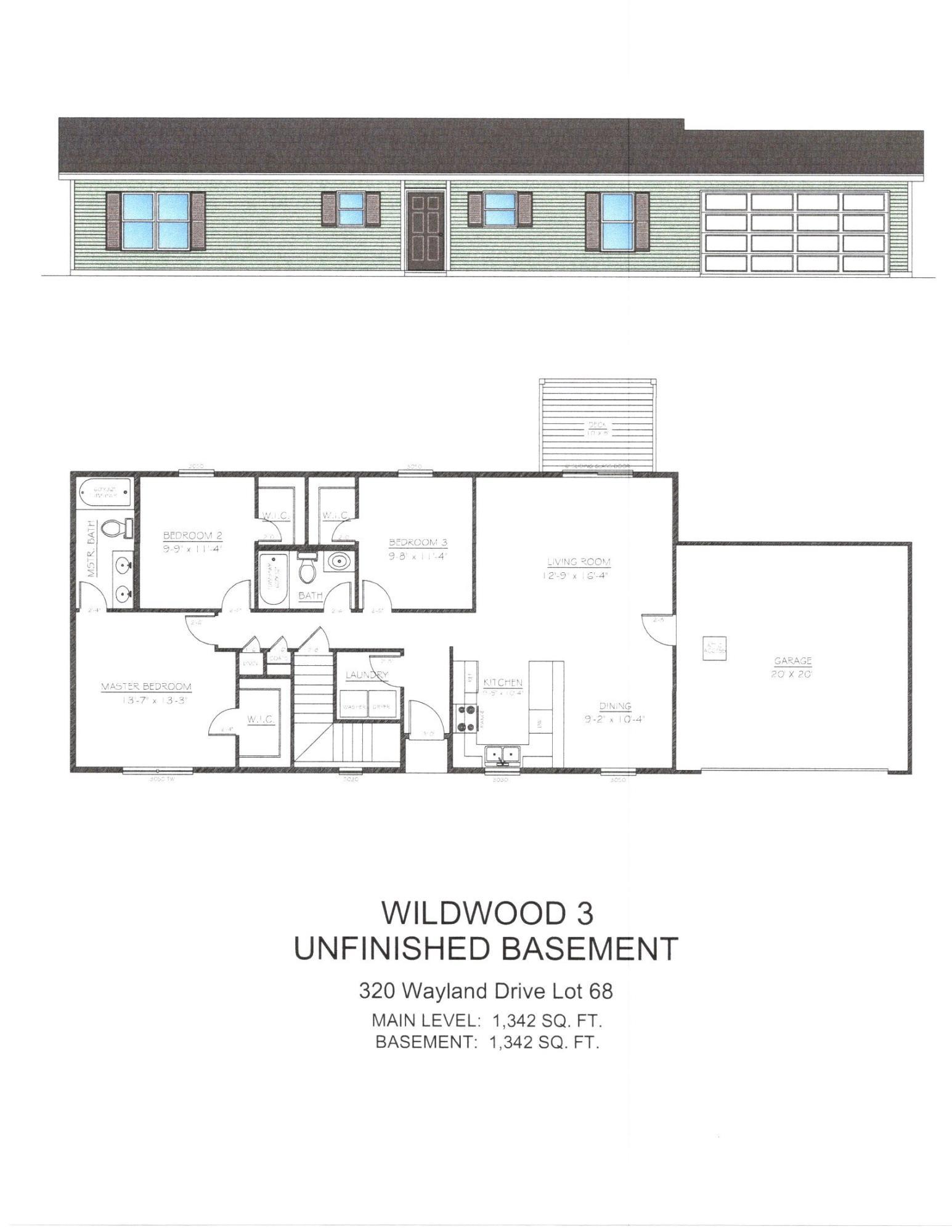 320 Wayland Drive UNIT Lot 68 Forsyth, MO 65653