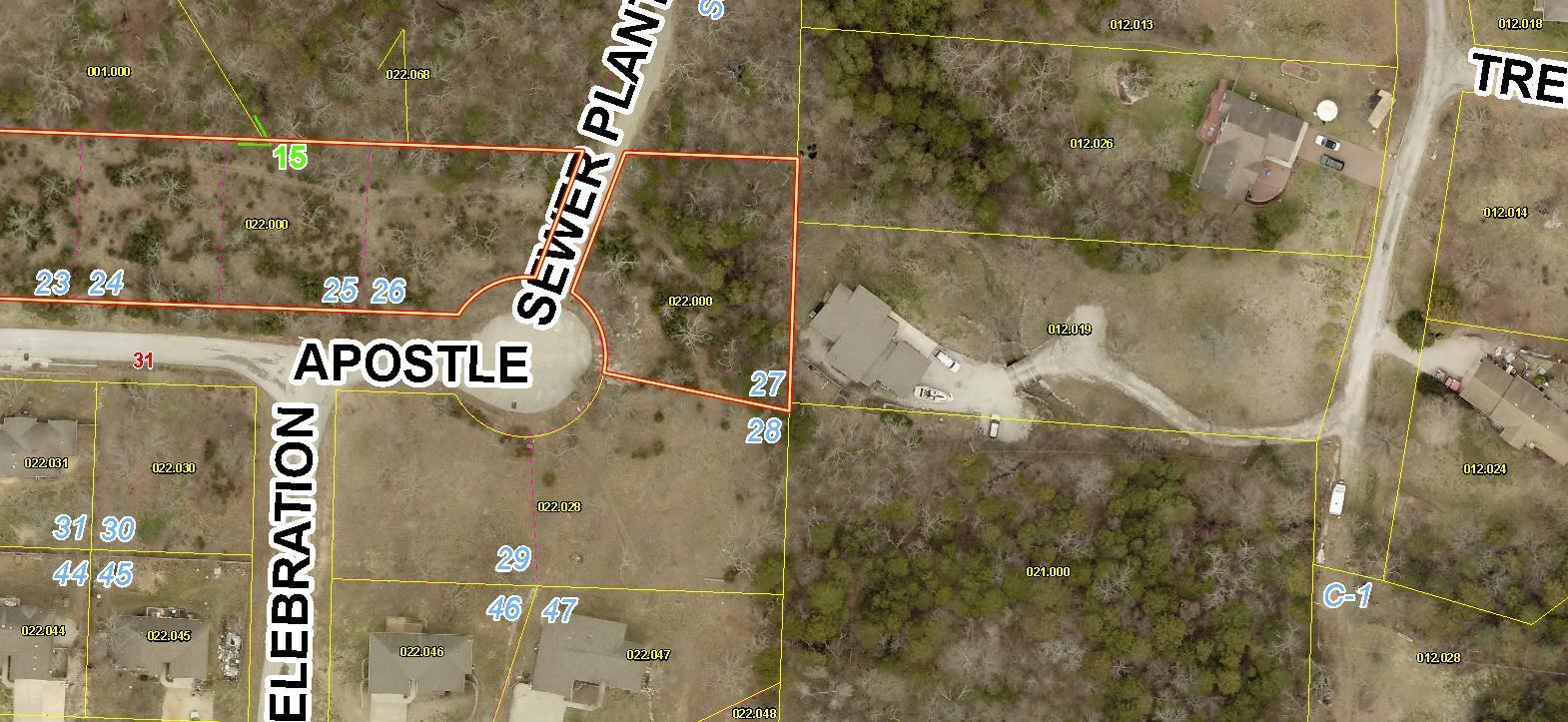 000 Apostle UNIT Lot 27 Reeds Spring, MO 65737