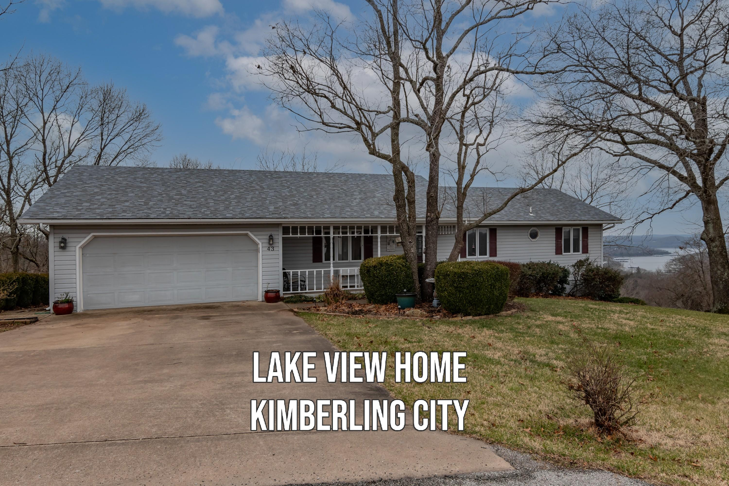 43 Irish Hills Boulevard Kimberling City, MO 65686
