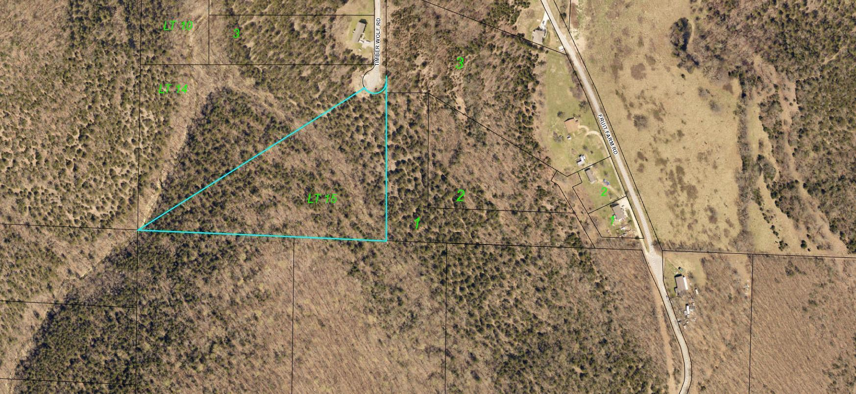 000 Timberwolf Road UNIT Lot 15 Hollister, MO 65672