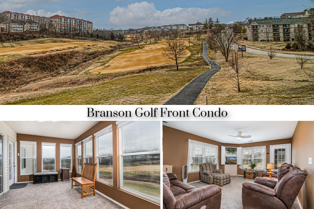 351 South Wildwood Drive UNIT #3 Branson, MO 65616