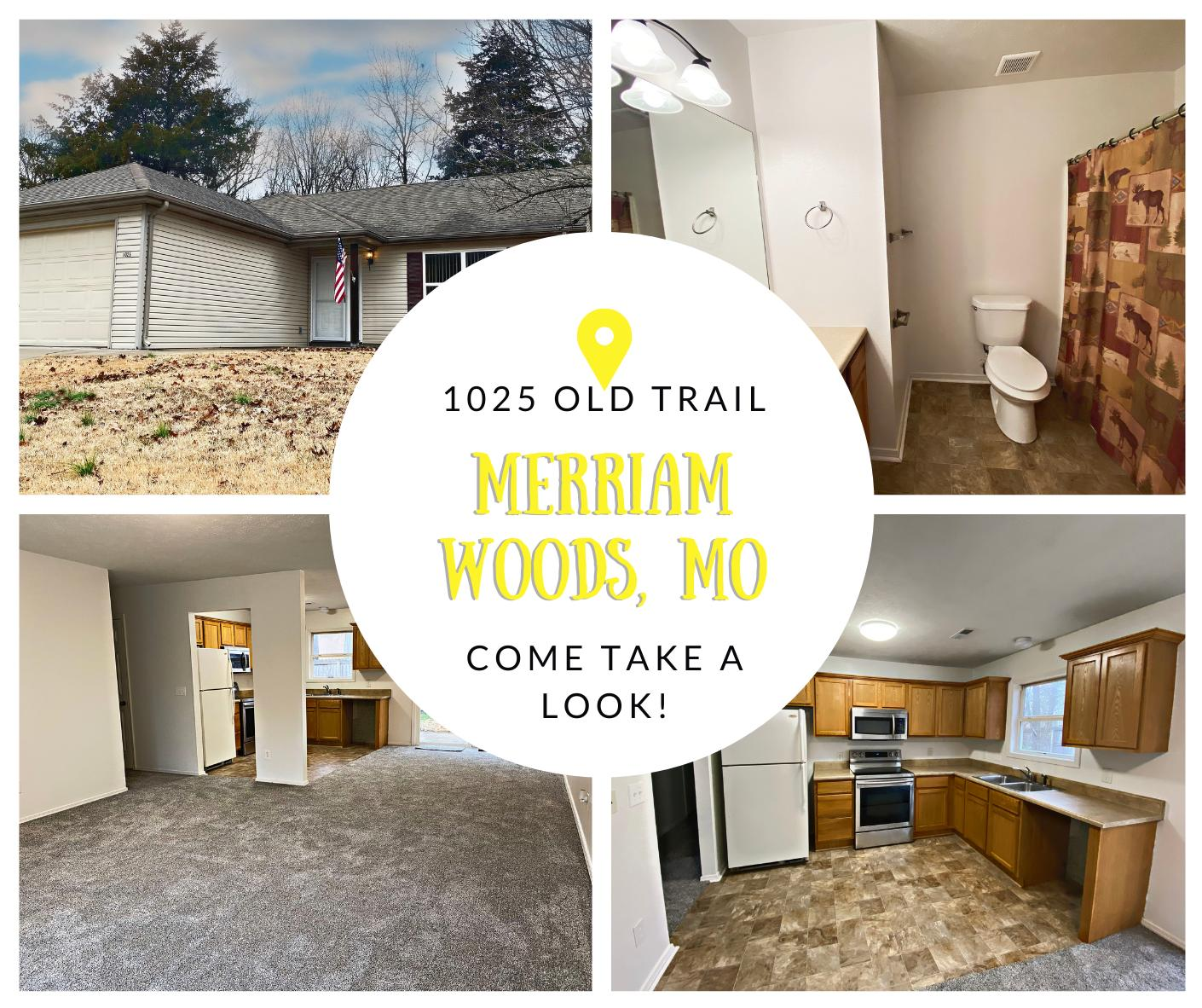 1025 Old Trail Road Merriam Woods, MO 65740