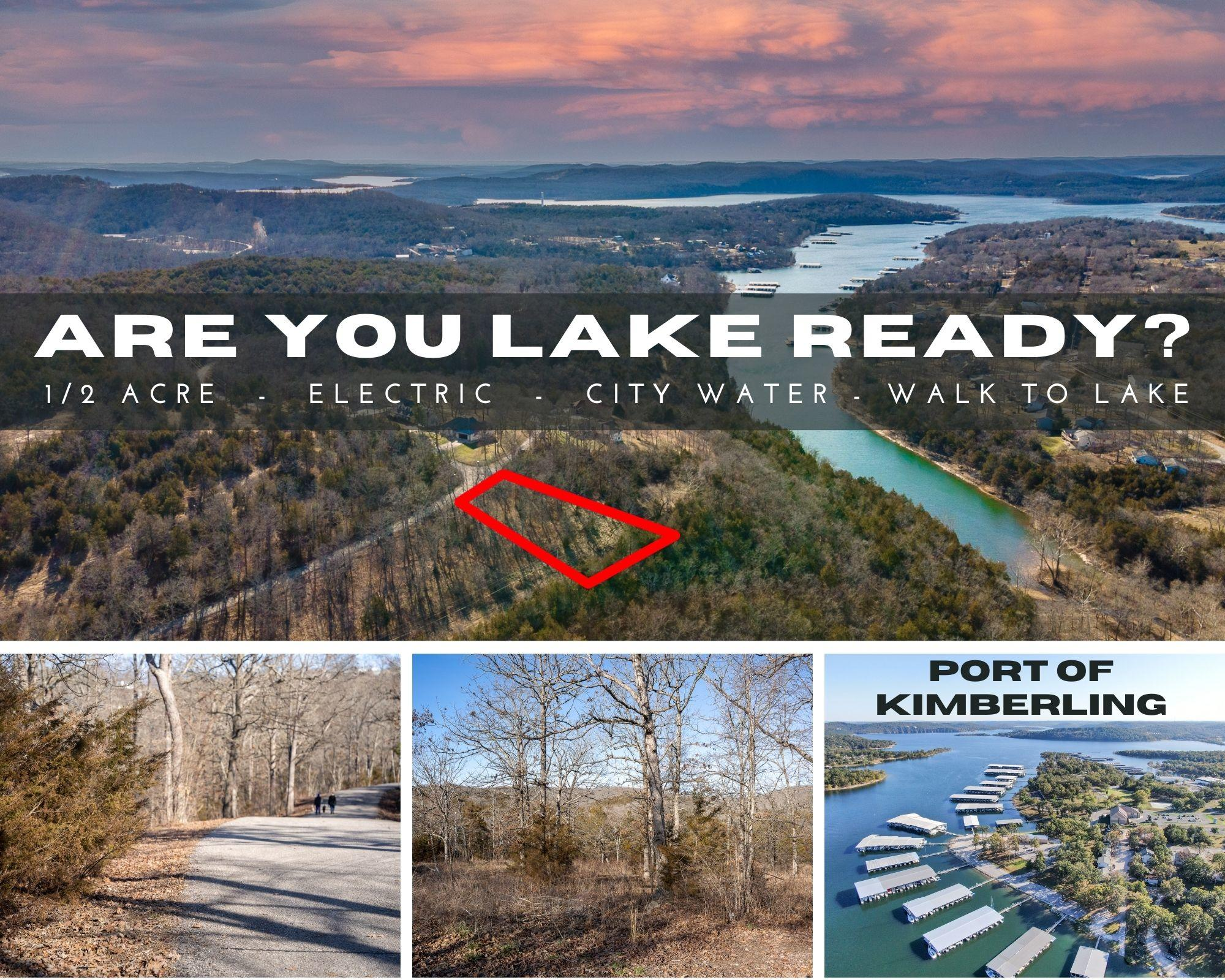 Lot 34 Irish Hills Boulevard Kimberling City, MO 65686