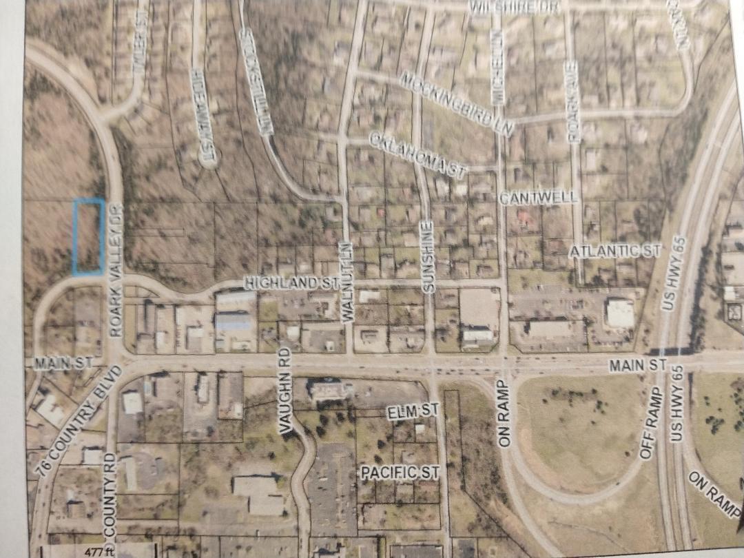 000 Roark Valley Road (.81 Acres) Branson, MO 65616