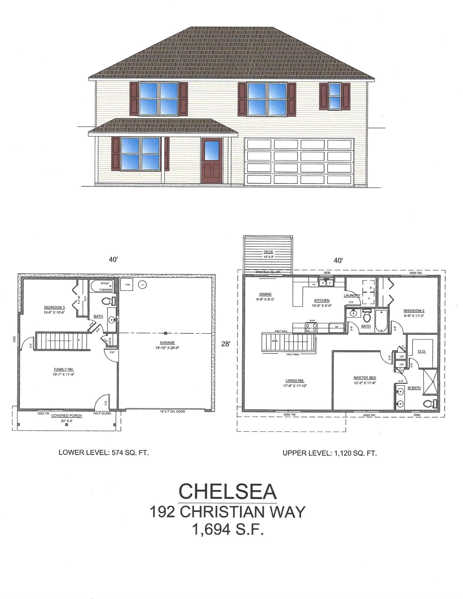 192 Christian Way Unit Lot 28 Branson, MO 65616