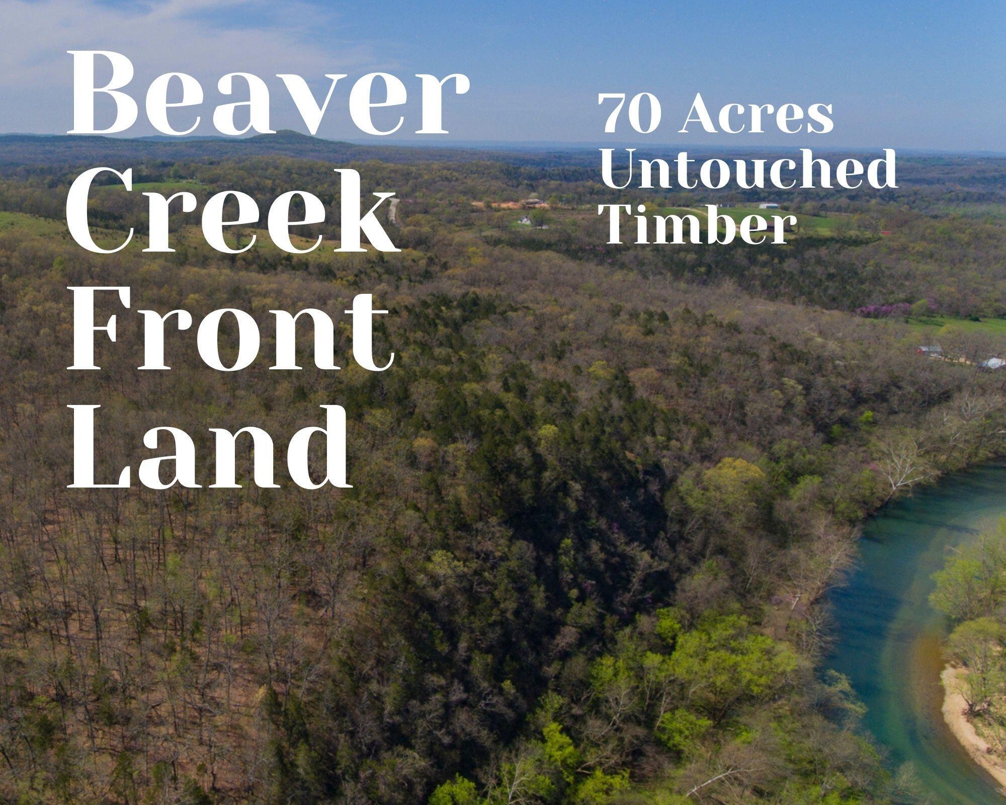 70 Acres Beaver Creek Ranch Road Bradleyville, MO 65614