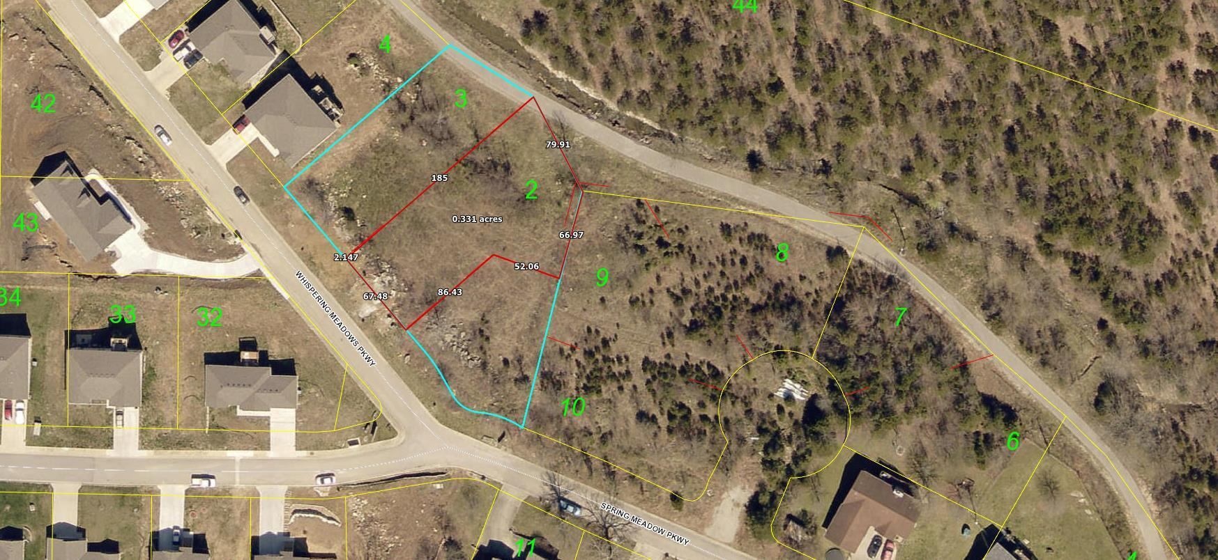 116 Whispering Meadows Parkway UNIT Lot 2 Branson, MO 65616