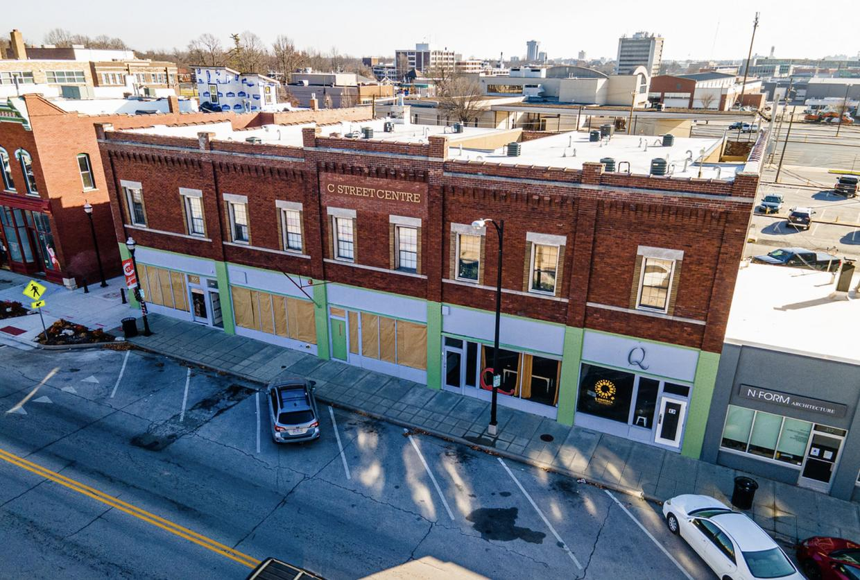 300 West Commercial West Street Springfield, MO 65803